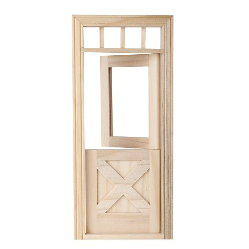Houseworks 2015 ltd for Front door with opening window